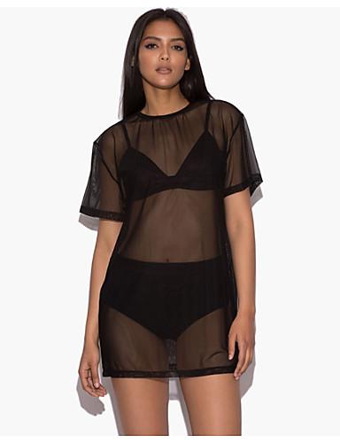 0eb00278fc41 economico Bikini e costumi da bagno-Per donna Nero Più pezzi Costumi da  bagno -
