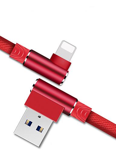תאורה כבל תשלום מהיר טרילן מתאם כבל USB עבור iPhone