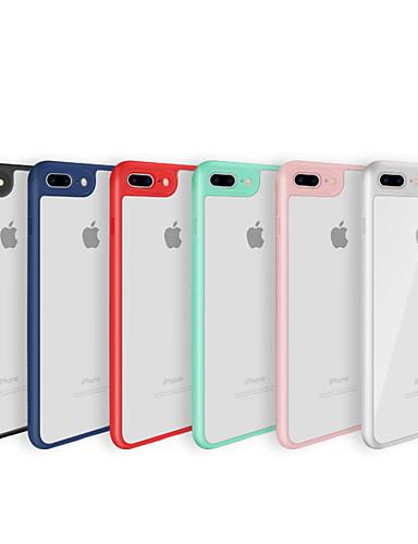 מגן עבור Apple iPhone XS / iPhone XR / iPhone XS Max עמיד בזעזועים / שקוף כיסוי אחורי אחיד קשיח אקרילי