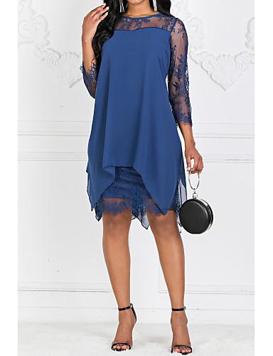 7128a555f1fd cheap Women's Dresses-Women's Plus Size Going