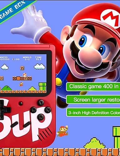 billige Holdholdte spillkontroler-Spillkonsoll Tegneserie Doskål Dekompresjon Leker comfy Lite monster ABS + PC Barne Teenager Alle Leketøy Gave 1 pcs