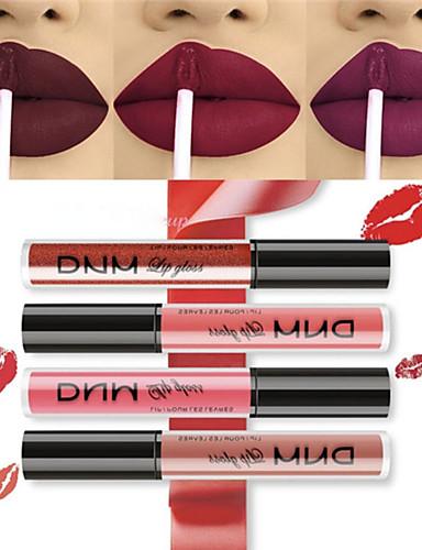 billige Leppe makeup-flytende leppestift sexy lip gloss fløyel matte metallisk leppestift kosmetikk
