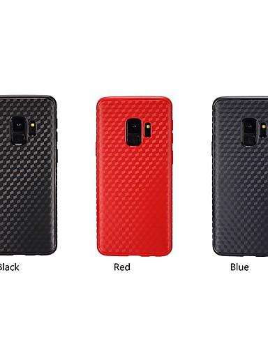 Pouzdro Uyumluluk Samsung Galaxy S9 / S9 Plus / Galaxy S10 Buzlu Arka Kapak Solid TPU