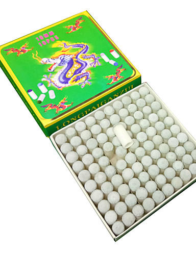 baratos Bilhar & Sinuca-bilhar& bilhar sinuca bilhar inglês bilhar carambola bilhar bola de plástico profissional à prova de desgaste branco 100 pcs clube de bilhar cabeça tampa 10mm