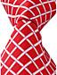 hesapli Erkek Kıravatları ve Papyonları-Boyun Bağı Uniseks,Polyester Vintage / Sevimli / Parti / İş / Günlük Ekoseli
