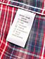 povoljno Muške košulje-JamesEarl Muškarci Kragna košulje Dugi rukav Shirt & Bluza Srebrna - DA192034201