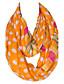 billige Uendelighedshalstørklæde-Damer Vintage / Sødt / Fest / Casual Øvrigt / Polyester Halstørklæde-Prikker Uendelighedshalstørklæde