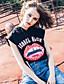 Naiset Hihaton Hupullinen Puuvilla Yksinkertainen Päivittäin Kausaliteetti T-paita,Lainaukset