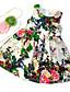cheap Girls' Dresses-Girl's Floral Dress,Rayon Summer Sleeveless