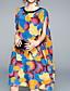 cheap Women's Dresses-Women's Daily A Line Dress