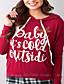 preiswerte Damen Kapuzenpullover & Sweatshirts-Damen Kapuzenshirt Lässig/Alltäglich Einfach Solide Buchstabe Dehnbar Baumwolle Lange Ärmel Herbst