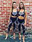 ieftine Leggings-Pentru femei Sport Legging - Mată Talie Înaltă