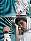 povoljno Digitalni satovi-Muškarci Ručni satovi s mehanizmom za navijanje digitalni sat Šiljci za meso Silikon Crna 30 m Vodootpornost LCD Šiljci za meso Moda Minimalistički - Fuksija Plava Rose Gold