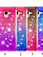 povoljno Maske za mobitele-Θήκη Za Samsung Galaxy J8 (2018) / J7 (2018) / J6 (2018) Štras / S tekućinom / Translucent Stražnja maska Prijelaz boje Tvrdo TPU