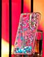 povoljno Maske za mobitele-Θήκη Za Huawei Huawei P8 Lite Otporno na trešnju / Šljokice Stražnja maska Šljokice / Cvijet Mekano TPU