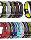 זול להקות Smartwatch-ספורט סיליקון שעון רצועת היד רצועת ידיים צמיד צמיד עבור