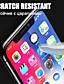 hesapli iPhone Ekran Koruyucuları-5d kavisli temperli cam apple iphone için xr xs max x sx için cam zırh koruyucu cam üzerinde iphone 7 8 6 6 s artı filmi