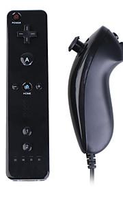 Ασύρματη Κιτ ελεγκτή παιχνιδιών για Wii / Wii U Χειριστήριου Παιχνιδιού Ασύρματο