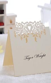 카드 종이 플레이스 카드 PVC가방 12