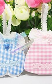 Sweet Baby kjole utforming favoriserer poser - sett med 12 (flere farger)