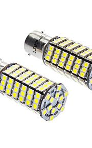 1pc 12V Décoration Feux clignotants / Feux stop / Ampoules LED