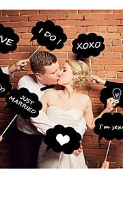 결혼식 / 파티 하드 카드 용지 웨딩 장식 클래식 테마 사계절