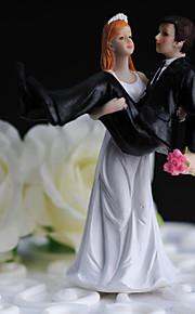 케이크 장식 꽃 테마 클래식 테마 퍼니 & 릴렉턴트 레진 와 꽃패턴 선물 상자