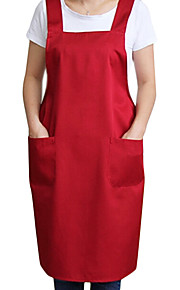 Polyester/Bomull Blandning Mini Förkläde Mönstrad Miljövänlig Bordsdekorationer