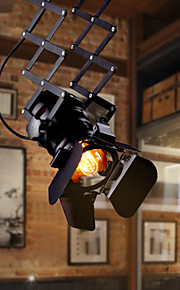 Spot Light Uplight - Candle Style, Rustic / Lodge, 110-120V 220-240V Bulb Not Included
