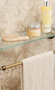 욕실 선반 앤티크 놋쇠 1개 - 호텔 목욕