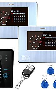 Uno o due video citofono - Sistema Hands-Free - Con fili - 7