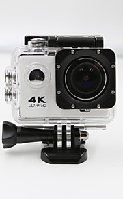H9K Action Kamera / Sportskamera 12MP 2592 x 1944 3264 x 2448 2048 x 1536 3648 x 2736 1920 x 1080 640 x 480 Wifi USB Justerbar Vandtæt