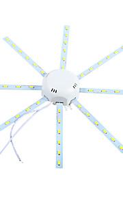 φώτα οροφής οδήγησε ywxlight® 48 smd 5730 1920 lm κρύο λευκό 6000-6500 k διακοσμητικό AC 220-240 v