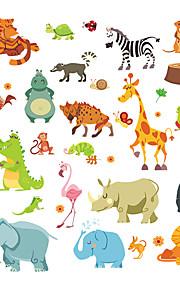 Landschaft Tiere Stillleben Romantik Mode Formen Feiertage Cartoon Design Fantasie Botanisch Wand-Sticker Flugzeug-Wand Sticker