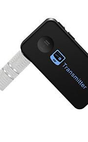 bluetooth vysílač hudební audio stereo s 3,5 mm audio výstupem pro bluetooth sluchátka a reproduktory