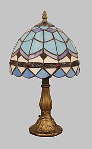 벽 빛 다운라이트 테이블 램프 110-120V 220-240V E12/E14 티파니 러스틱/ 롯지 모던/콘템포라리 전통적/ 클래식 노블티 페인팅
