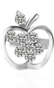 Dames Broches - Gepersonaliseerde, Stijlvol Broche Zilver Voor Bruiloft / Dagelijks gebruik