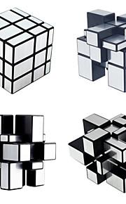 3 PCS 매직 큐브 IQ 큐브 Shengshou 피라 밍크 스 에일리언 메가밍크스 3*3*3 부드러운 속도 큐브 매직 큐브 교육용 장난감 퍼즐 큐브 속도 전문가용 클래식&타임레스 아동용 어른' 아동 장난감 남아 여아 선물