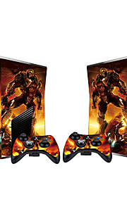 B-SKIN *BO*360S USB Tassen, Koffers en Achtergronden Sticker - Xbox 360 Noviteit Draadloos #