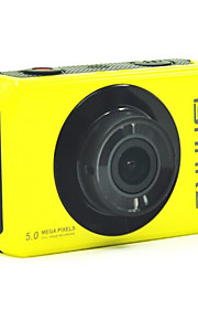 "SDV-5271 Action Kamera / Sportskamera 16MP 4000 x 3000 Wifi Justerbar Vandtæt Trådløs 30fps 4X ± 2 EV 2"" CMOS 32GB H.264 Engelsk Fransk"
