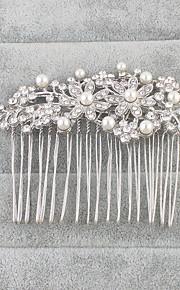 Kristal Hiusten kaltaiset 1 Bruiloft Speciale gelegenheden  Helm