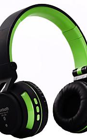 ny v4.2wireless bluetooth hovedtelefoner øretelefon øresnegle stereo håndfri headset med mikrofon mikrofon til iphone galaxy htc