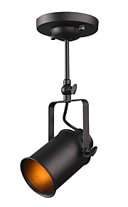CXYlight Flush Mount Downlight - Mini Style, Vintage, 110-120V 220-240V Bulb Not Included