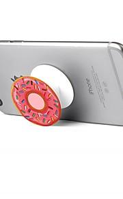 Skrivebord Universal Mobiltelefon Montage Stativ Holder Justerbar Stander 360° Rotation Universal Mobiltelefon Polycarbonat Holder