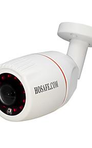 Hosafe® 1080p esterno waterpoof fisheye panaromic vr pieno hd fotocamera supporto visione notturna di rilevazione del movimento
