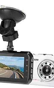 K4680 1080p 170 grader Bil DVR K4680 3 tommer (ca. 7,5 cm) LED Dash CamforUniversel Night Vision