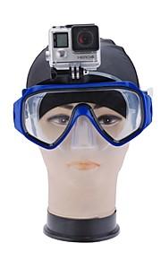 aeeb5bc73 71 Máscara de Snorkel   Máscara de Mergulho Impermeável Visor Duplo -  Natação