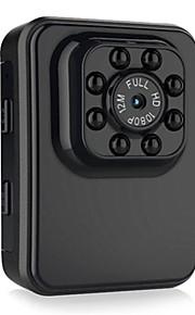 R3 1920 x 1080 Automobile DVR 120 Gradi No schermo (uscita da APP) Con LED Dash Cam con Registrazione ciclo ciclo 8 LED a infrarossi