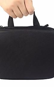 tovejs radio håndtaske opbevaringsboks / taske tovejs radio hånd carring taske til baofeng uv-5r uv-5ra uv-5re f8 a52 f8hp tyt walkie