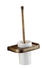 Toalett Børster & Holdere Moderne Messing 1 stk - Hotell bad